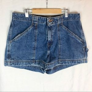 Vintage Levi's Black Tab Mom Jean Shorts 10/12 90s
